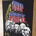 Deep Purple - In Rock back patch