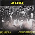 "Acid - Lucifera 7"" signed Tape / Vinyl / CD / Recording etc"