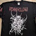 Heinous Killings Nailed Cranium TShirt or Longsleeve