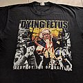 DYING FETUS Destroy the Opposition TShirt or Longsleeve