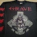 GRAVE Tour 1995 LS TShirt or Longsleeve