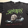 SUFFOCATION Effigy Of The Forgotten 1992 TShirt or Longsleeve