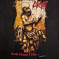 GRAVE And here I die tour shirt