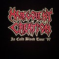 Malevolent Creation - TShirt or Longsleeve - Malevolent creation In Cold Blood Tour '97