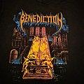 Benediction - TShirt or Longsleeve - BENEDICTION World Violation 94