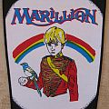 Old Marillion - Misplaced Childhood backpatch