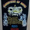 Monsters of Rock 1988 backpatch