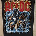 AC/DC Blow Up Your Video Official Backpatch