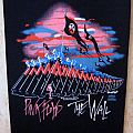 Pink Floyd - Patch - Pink Floyd - The Wall (1982 tronseal backpatch)