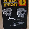 1989 Public Enemy backpatch