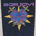 Bon Jovi - Keep The Faith - Official Backpatch