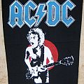 AC/DC - Old Backpatch