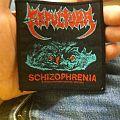 Sepultura schizophrenia patch