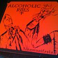 Alcoholic Rites Alkomanifesto lp Tape / Vinyl / CD / Recording etc