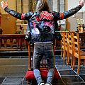 Metal church battle jacket