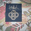 Agalloch Serpent and the Sphere Backpatch