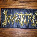 Incantation Large Leather Patch