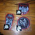 Beherit IntonThe Abyss 3 Patch Set Numbered To 100