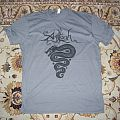 Agalloch Serpent and the Sphere Tour Shirt Euro