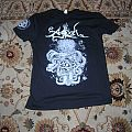 Agalloch Serpent and thge Sphere 2015 Euro Tour shirt