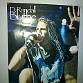 Randy Blythe poster Other Collectable