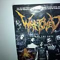 Signed Wretched poster Other Collectable