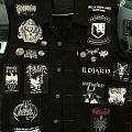 Battle Denim Vest Battle Jacket