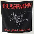 Blasphemy - Other Collectable - Blasphemy - Black Metal Skinheads flag