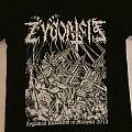 Zygoatsis - Malaysian Tour Shirt