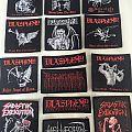 Various Blasphemy and Sadistik Exekution patches.
