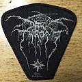 Darkthrone logo peaceville patch 1993