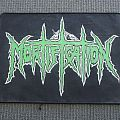 Mortification - Logo Backpatch