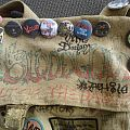 Iron Maiden - Pin / Badge - My metal badges and bag