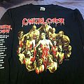 Cannibal corpse Australian tour '95 longsleeve(Barnes collection) TShirt or Longsleeve