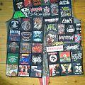 Battle Vest ( Kutte ) front and back