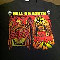 TShirt or Longsleeve - Slayer/ Rob Zombie- Hell On Earth tour shirt