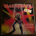 Other Collectable - Iron Maiden- Maiden Japan EP Vinyl