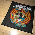 Anthrax patch