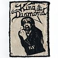 King Diamond patch