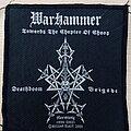 Warhammer - Patch - warhammer deathdoom brigade patch