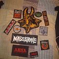 Patch - Patches / Backpatches - Massgrave, Bathory, Cathedral, Motörhead, Slayer, Dissection, Ahna, Napalm Death, Judas Priest, Miserycore, Carcass