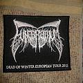 Patch - Funebrarum Tour patch 2012