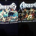 Amorphis - Karelian Isthmus Ts