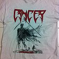 white cancer death shall rise shirt