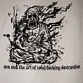 Total Fucking Destruction - TShirt or Longsleeve - zen and the art of total fucking destruction