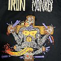 iron monkey our problem shirt