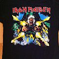 TShirt or Longsleeve - Iron Maiden - Tailgunner/No Prayer on the road