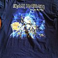 TShirt or Longsleeve - Iron Maiden -Live after Death / Somewhere back in time tour
