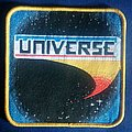 Universe self title woven patch