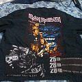 Iron Maiden concert jacket